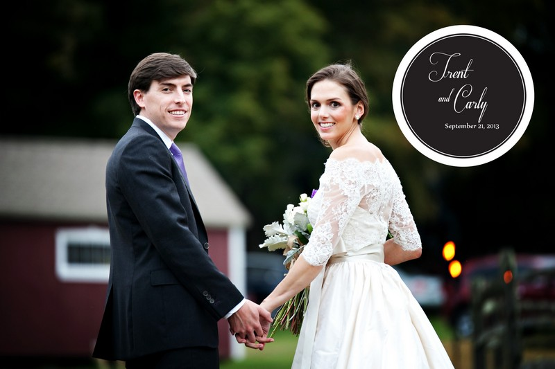 Portrait of bride and groom at Country Loft Antiques, Woodbury, CT