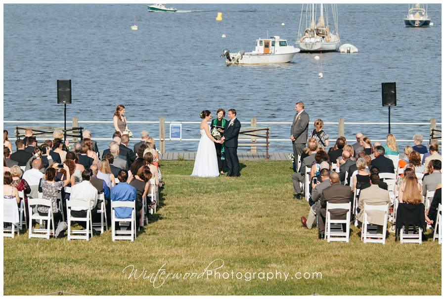 Connecticut River Museum Wedding