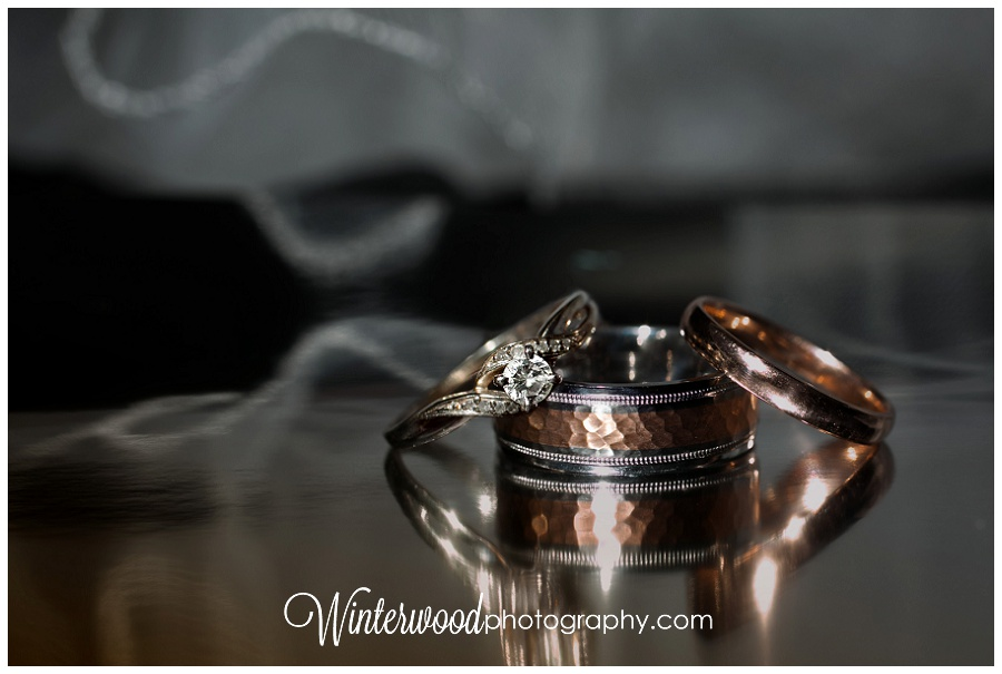 Oxford Connecticut Wedding Ring Photograph