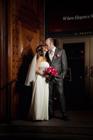 Wedding at The Society Room of Hartford